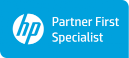 HP Partner First Specialist logo