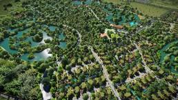 Lumion, vizualizacija pokrajine